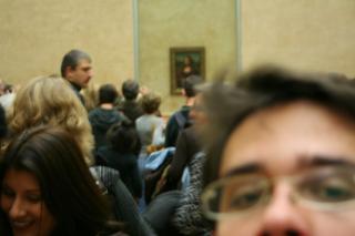 Me and Mona.