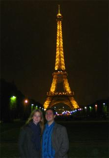 This picture brought to you by Canon PowerShot Eiffel Tower Mode